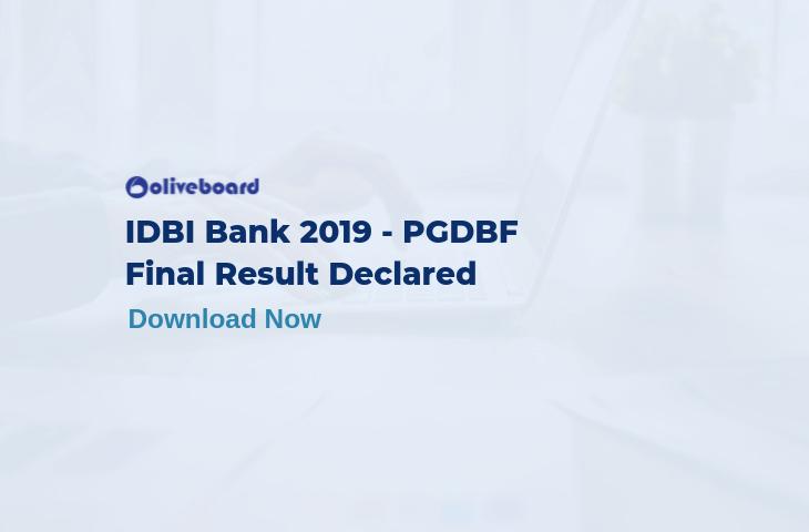 IDBI Bank Final Result 2019