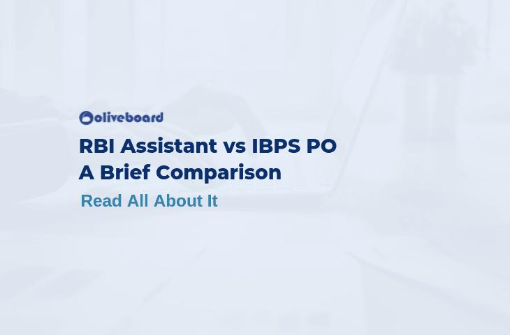 RBI Assistant vs IBPS PO