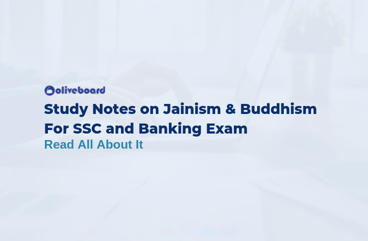 Study Notes On Buddhism and Jainism