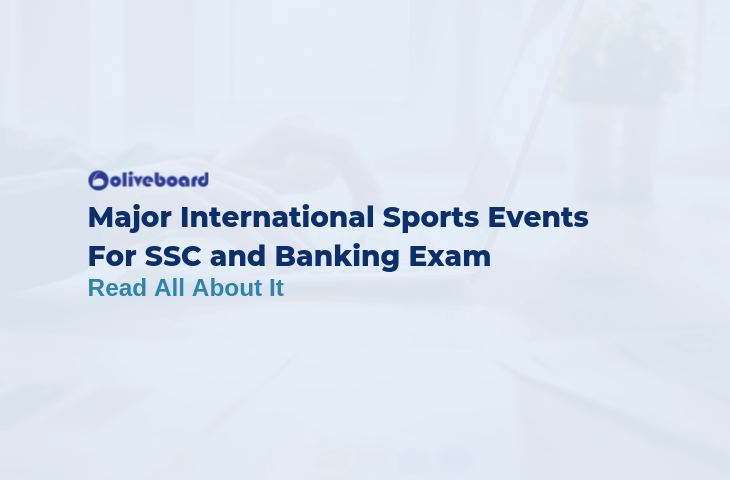 Major International Sports Events