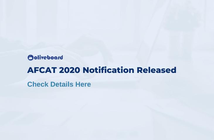 AFCAT 2020