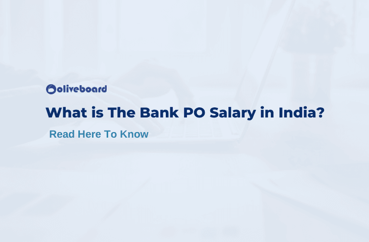 bank po salary in india
