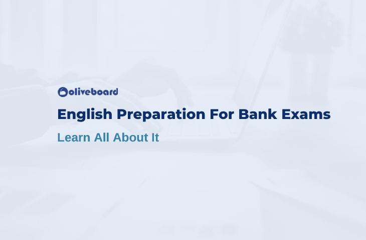 english preparation for bank exam