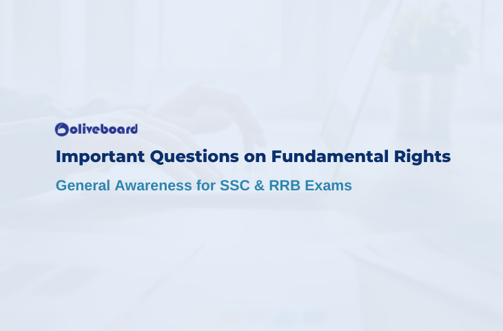 Questions on Fundamental Rights