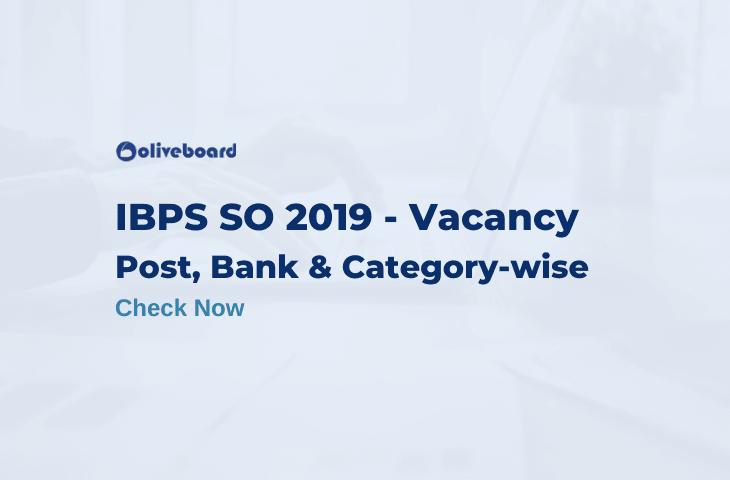 IBPS SO Vacancy 2019