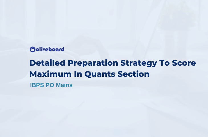 IBPS PO Mains Preparation Strategy
