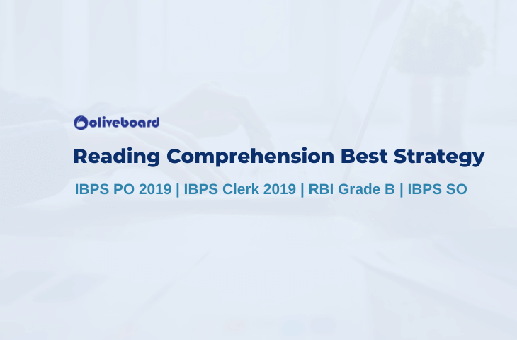 Reading Comprehension Best Strategy