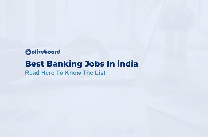 Best Banking Jobs