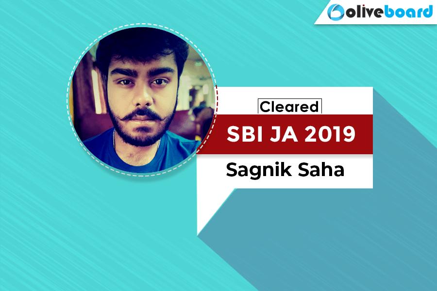 Success Story of Sagnik Saha