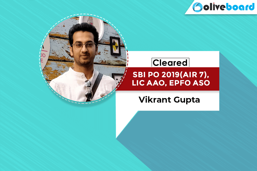 Success Story of Vikrant Gupta