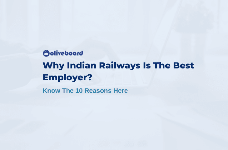 10 Reasons Why Indian Railways Is The Best Employer