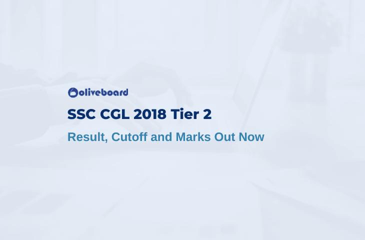 SSC CGL 2018 Tier 2 Result