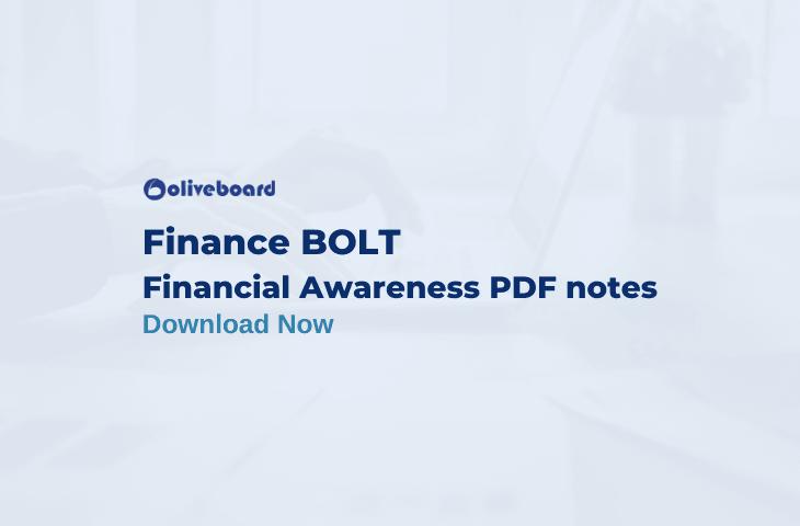 Financial Awareness PDF ebook