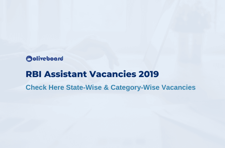 RBI Assistant Vacancy 2019