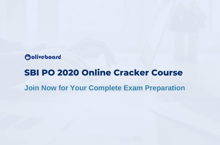 SBI PO Online Course