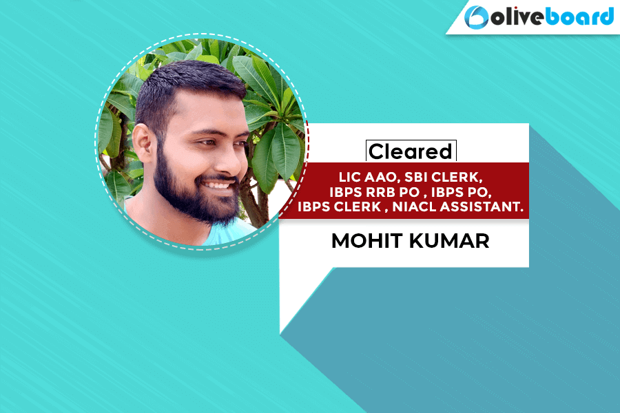 Success Story of Mohit Kumar