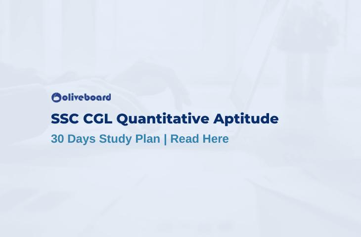 CGL Quantitative Aptitude