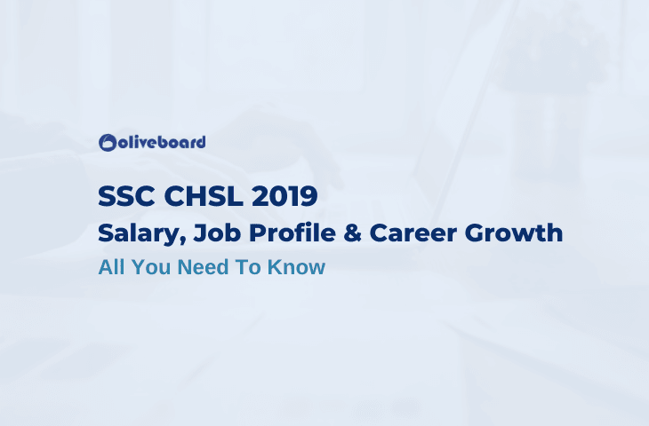 SSC CHSL Job Profile And Salary