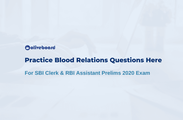 Practice Blood Relation Questions