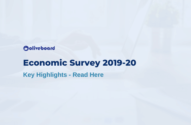 Economic Survey 2019-2020 Key Highlights