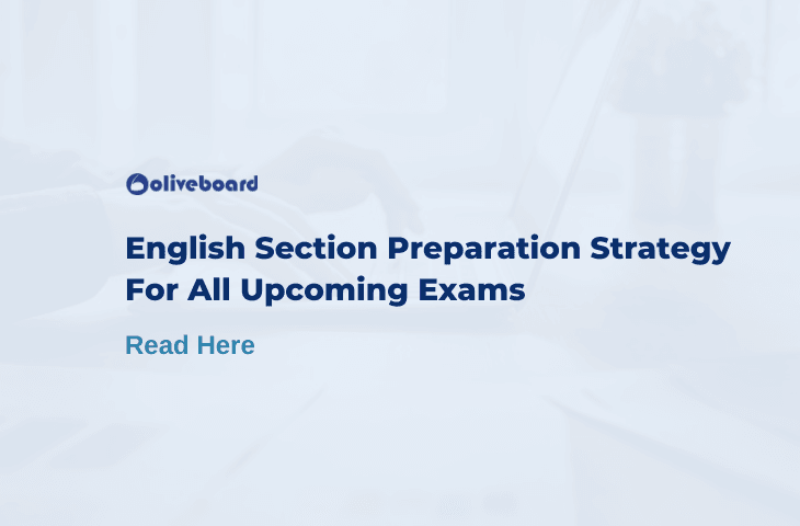 English Section Preparation Strategy