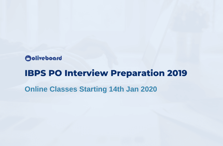 IBPS PO Interview Preparation