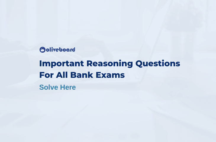 RBI Assistant Reasoning Questions