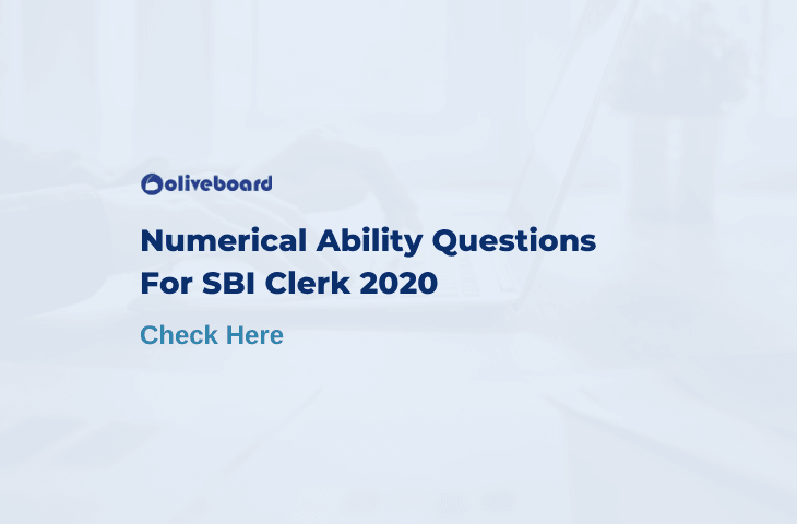 important sbi clerk questions
