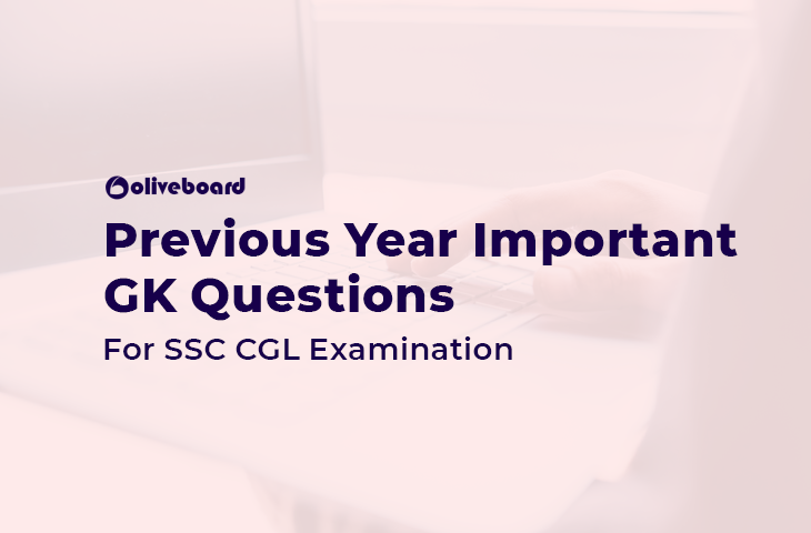 SSC CGL Previous Year GK Questions