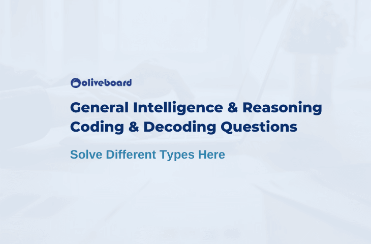 ssc cgl general intelligence and reasoning coding decoding
