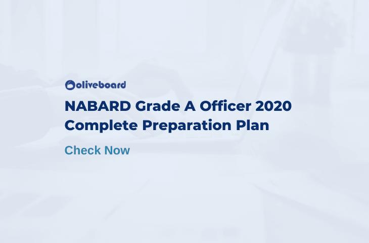 NABARD Grade A Preparation Plan