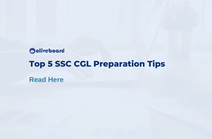SSC CGL Preparation Tips