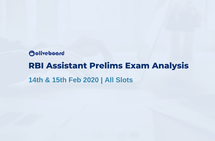 rbi assistant exam analysis